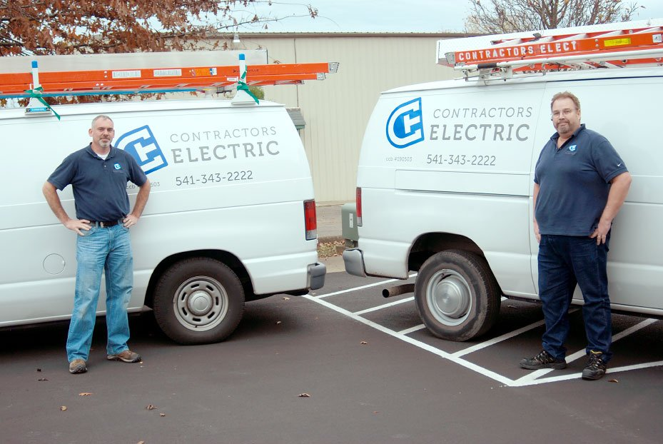 Electricians Eugene OR