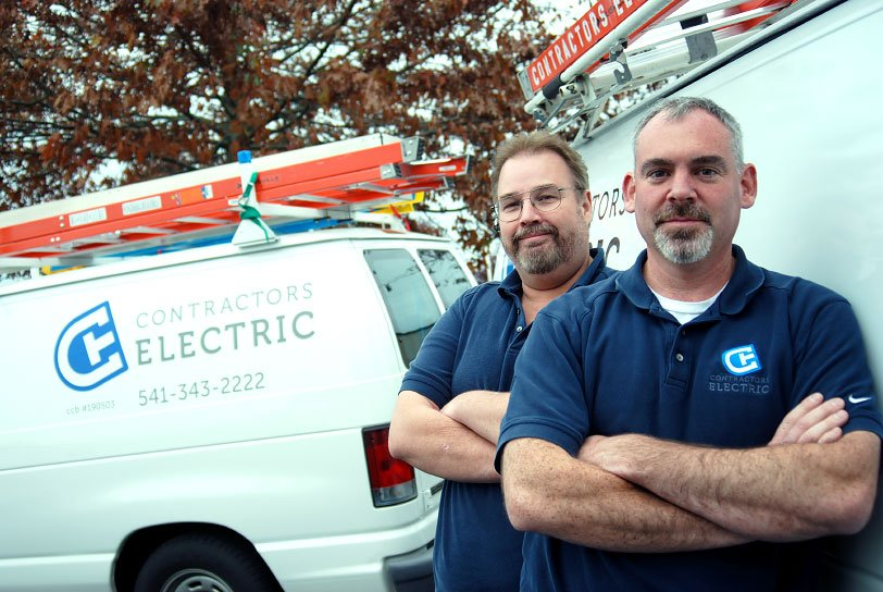 Eugene and Springfield, Oregon serving Lane County Electrical Needs!